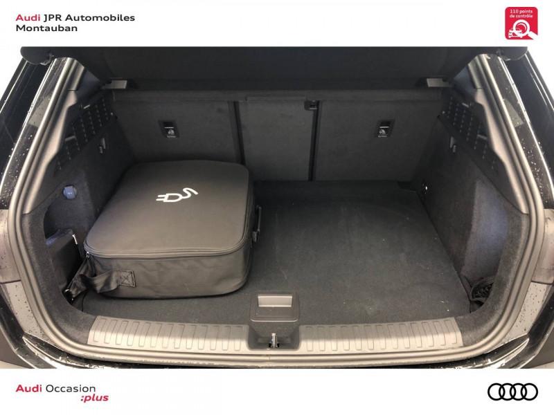 Audi A3 Sportback A3 Sportback 40 TFSIe 204 S Tronic 6 S Line 5p Noir occasion à montauban - photo n°11