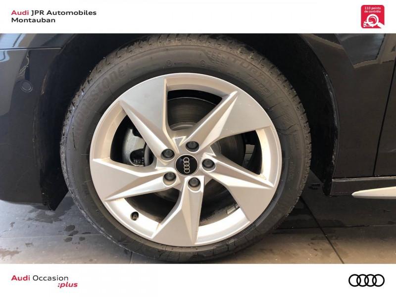 Audi A3 Sportback A3 Sportback 40 TFSIe 204 S Tronic 6 S Line 5p Noir occasion à montauban - photo n°9