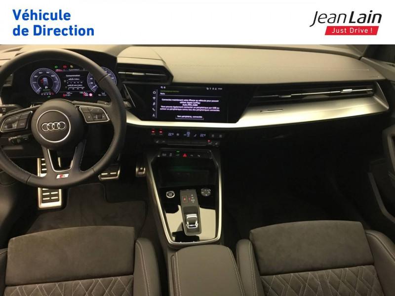 Audi A3 Sportback A3 Sportback 40 TFSIe 204 S Tronic 6 S Line 5p Noir occasion à Seynod - photo n°18