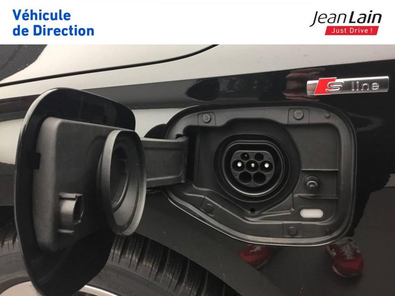 Audi A3 Sportback A3 Sportback 40 TFSIe 204 S Tronic 6 S Line 5p Noir occasion à Seynod - photo n°19