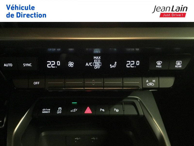 Audi A3 Sportback A3 Sportback 40 TFSIe 204 S Tronic 6 S Line 5p Gris occasion à Seynod - photo n°14