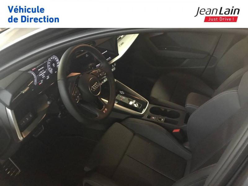 Audi A3 Sportback A3 Sportback 40 TFSIe 204 S Tronic 6 S Line 5p Gris occasion à Seynod - photo n°11