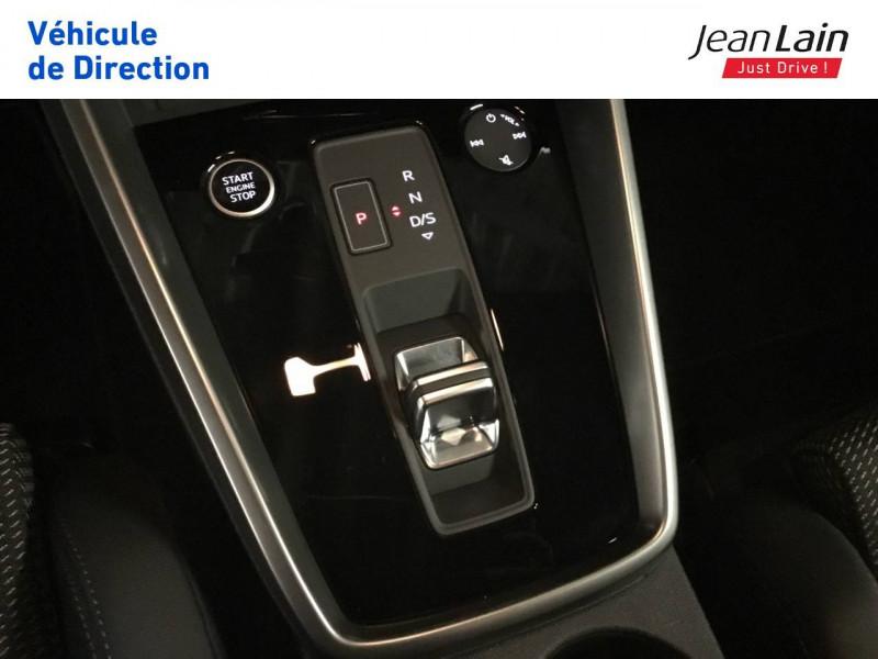 Audi A3 Sportback A3 Sportback 40 TFSIe 204 S Tronic 6 S Line 5p Gris occasion à Seynod - photo n°13