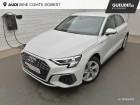 Audi A3 Sportback A3 Sportback 40 TFSIe 204 S Tronic 6S Line Blanc à Brie-Comte-Robert 77
