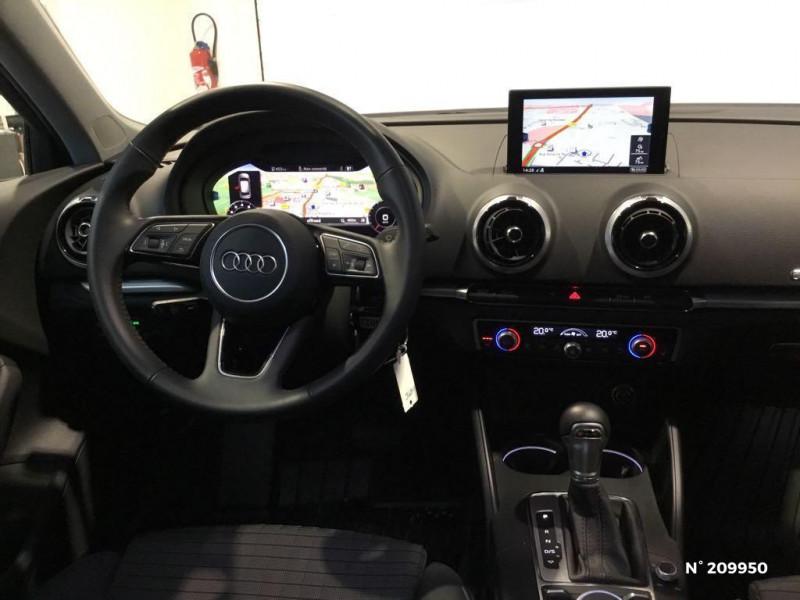 Audi A3 Sportback AUDI A3 SPORTBACK 35 TFSI 150 CH S TRONIC PROLINE Gris occasion à Saint-Quentin - photo n°4