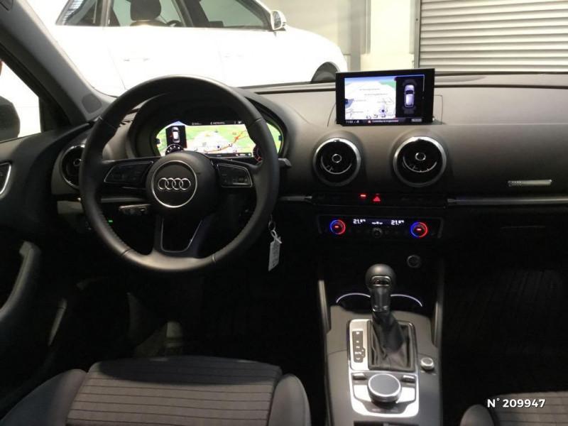 Audi A3 Sportback AUDI A3 SPORTBACK 35 TFSI 150CH  S TRONIC  7 PROLINE Gris occasion à Saint-Quentin - photo n°4