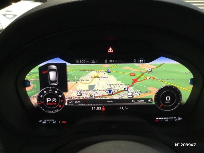 Audi A3 Sportback AUDI A3 SPORTBACK 35 TFSI 150CH  S TRONIC  7 PROLINE Gris occasion à Saint-Quentin - photo n°10