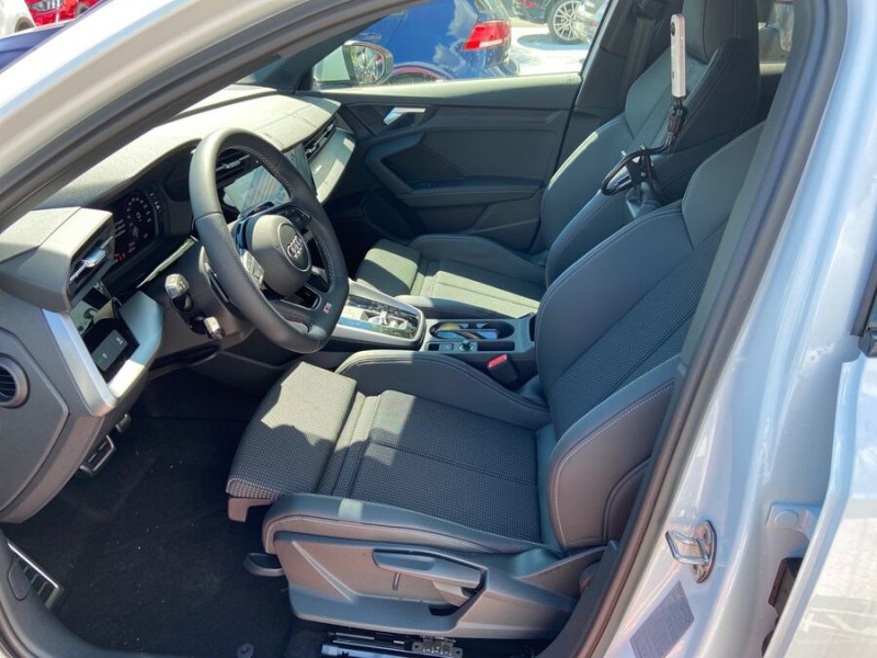 Audi A3 Sportback NEW 35 TDI 150 S TRONIC S LINE GPS Pack Esthétique Noir Blanc occasion à Montauban - photo n°3