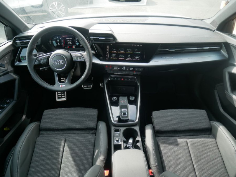 Audi A3 Sportback NEW 35 TDI 150 STRONIC SLINE Export Blanc occasion à Toulouse - photo n°10
