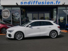 Audi A3 Sportback NEW 35 TDI 150 STRONIC SLINE Export Blanc à Castelculier 47
