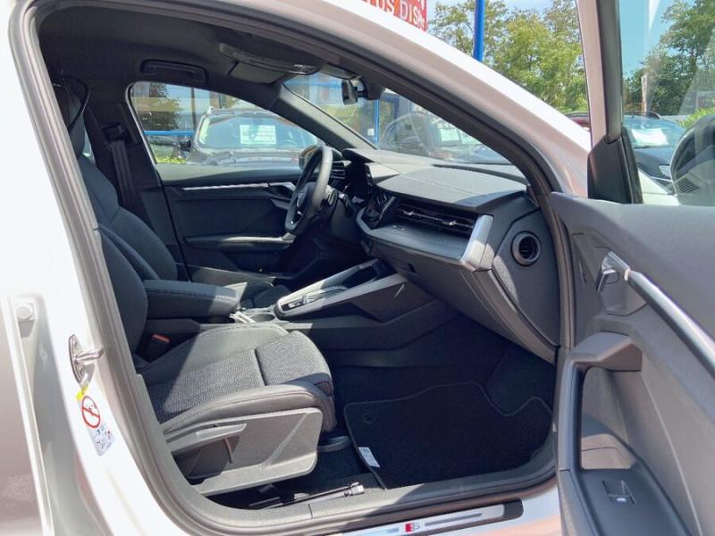 Audi A3 Sportback NEW 35 TDi 150 STRONIC SLINE GPS JA18'' Virtual Cockpit Plus Blanc occasion à Toulouse - photo n°10