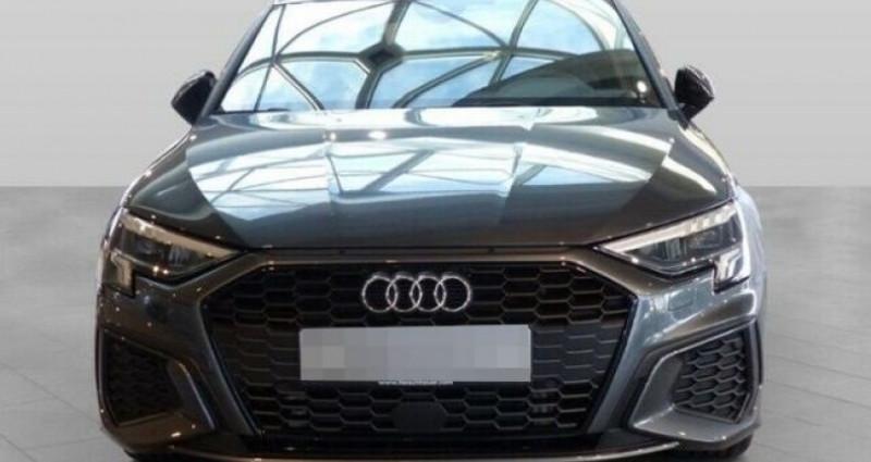 Audi A3 Sportback S line 40 TFSI e 204 CH S-tronic Gris occasion à Mudaison - photo n°2