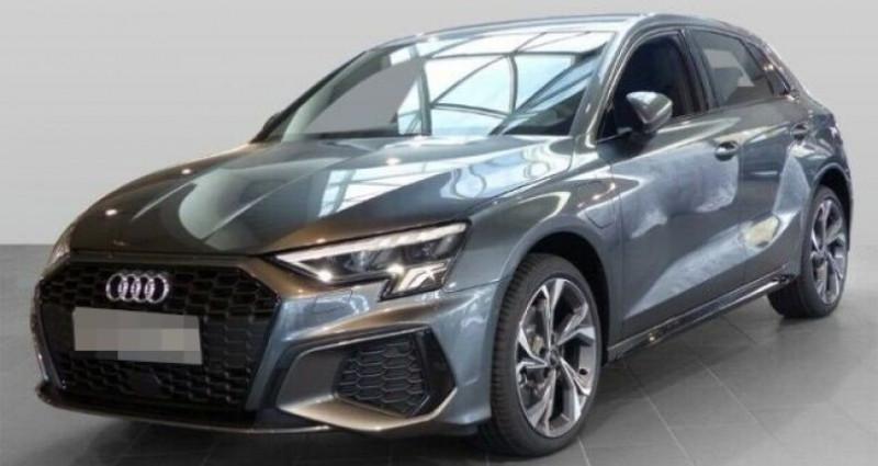 Audi A3 Sportback S line 40 TFSI e 204 CH S-tronic Gris occasion à Mudaison