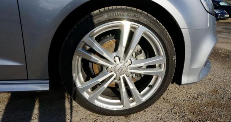 Audi A3 Sportback S line S tronic Gris occasion à Charpont - photo n°7