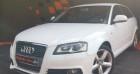 Audi A3 Sportback S line Série 2 Phase 2 1.6 TDi FAP 105 cv Blanc à Francin 73