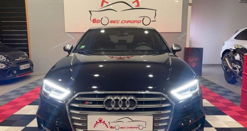 Audi A3 Sportback S3 2.0 TFSI 310ch VIRTUAL COCKPIT Noir occasion à Bastia