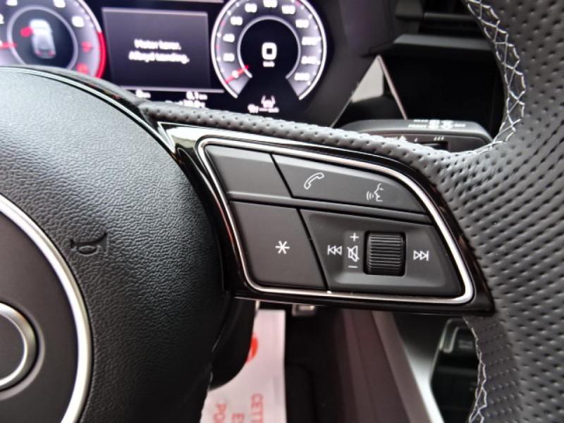 Audi A3 Sportback Sportback 1.5 35 TFSI - 150 S line Noir occasion à Mérignac - photo n°18