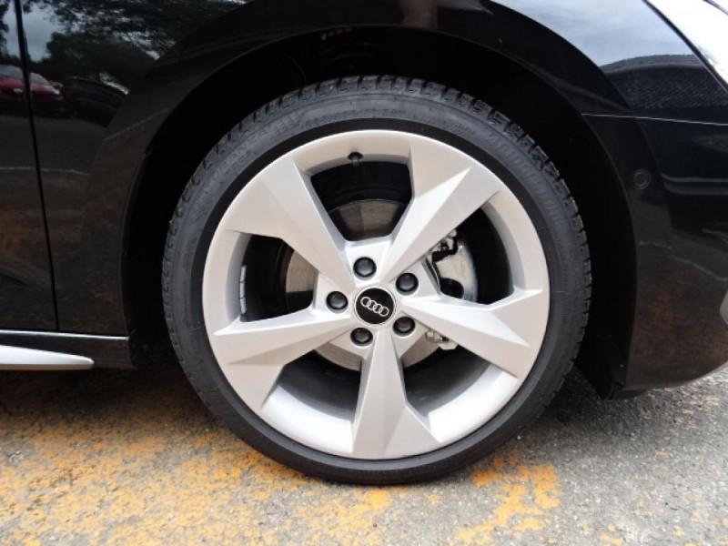 Audi A3 Sportback Sportback 1.5 35 TFSI - 150 S line Noir occasion à Mérignac - photo n°6