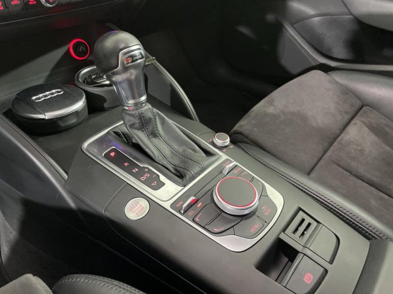 Audi A3 Sportback SPORTBACK QUATTRO 2.0 TDI 184 S-TRONIC  AMBITION LUXE  occasion à Verfeil - photo n°7