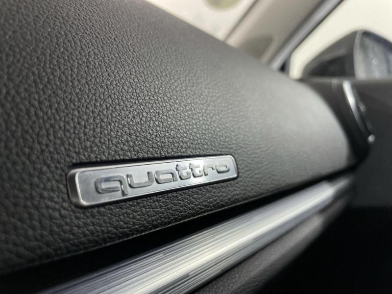 Audi A3 Sportback SPORTBACK QUATTRO 2.0 TDI 184 S-TRONIC  AMBITION LUXE  occasion à Verfeil - photo n°6