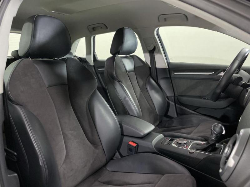 Audi A3 Sportback SPORTBACK QUATTRO 2.0 TDI 184 S-TRONIC  AMBITION LUXE  occasion à Verfeil - photo n°4