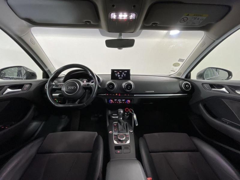 Audi A3 Sportback SPORTBACK QUATTRO 2.0 TDI 184 S-TRONIC  AMBITION LUXE  occasion à Verfeil - photo n°8