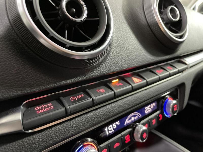 Audi A3 Sportback SPORTBACK QUATTRO 2.0 TDI 184 S-TRONIC  AMBITION LUXE  occasion à Verfeil - photo n°11