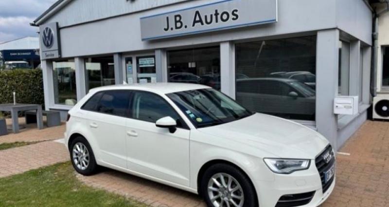 Audi A3 Sportback TDI 110 CH BUSINESS  occasion à Munster