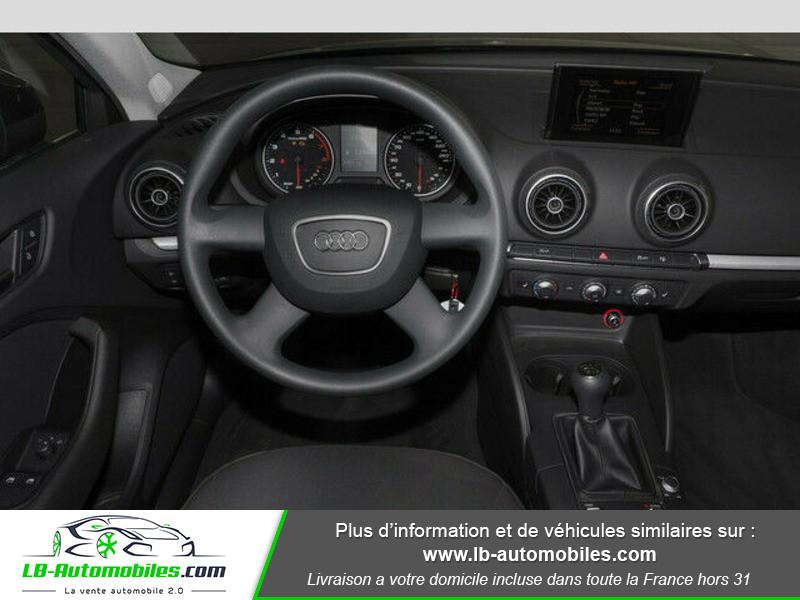 Audi A3 1.2 TFSI 110 Noir occasion à Beaupuy - photo n°15