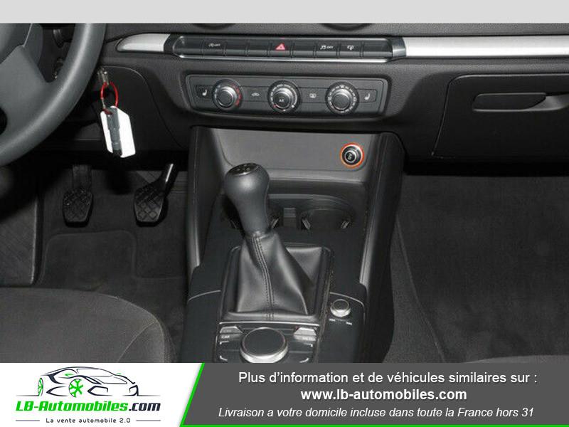 Audi A3 1.2 TFSI 110 Noir occasion à Beaupuy - photo n°9