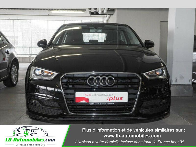 Audi A3 1.2 TFSI 110 Noir occasion à Beaupuy - photo n°12