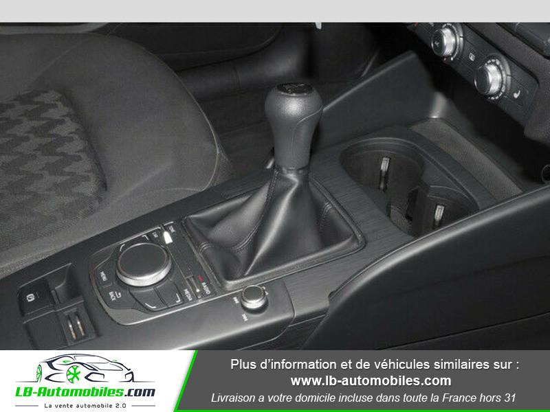 Audi A3 1.2 TFSI 110 Noir occasion à Beaupuy - photo n°16