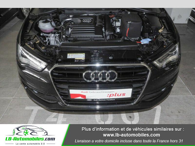 Audi A3 1.2 TFSI 110 Noir occasion à Beaupuy - photo n°4