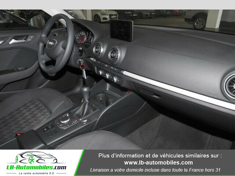 Audi A3 1.2 TFSI 110 Noir occasion à Beaupuy - photo n°17