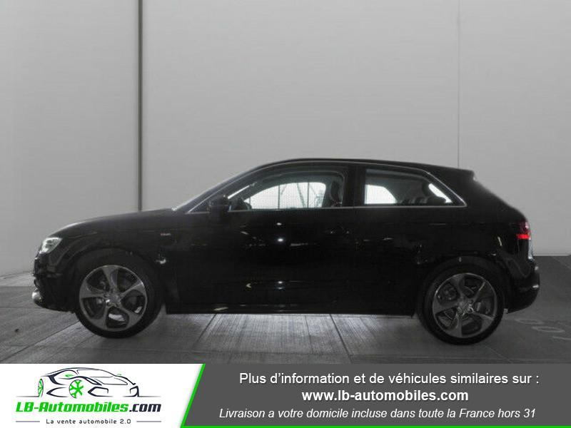 Audi A3 1.2 TFSI 110 Noir occasion à Beaupuy - photo n°10