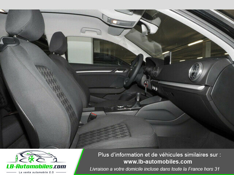 Audi A3 1.2 TFSI 110 Noir occasion à Beaupuy - photo n°5