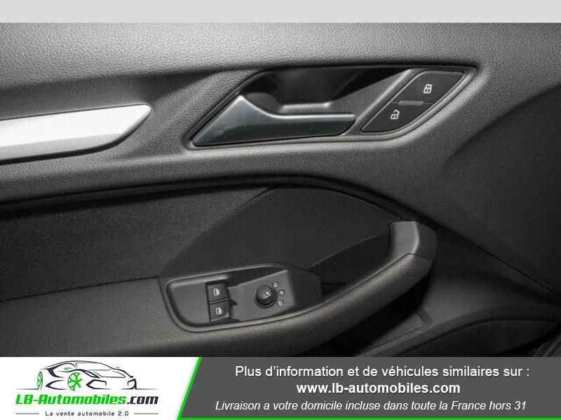 Audi A3 1.2 TFSI 110 Noir occasion à Beaupuy - photo n°6