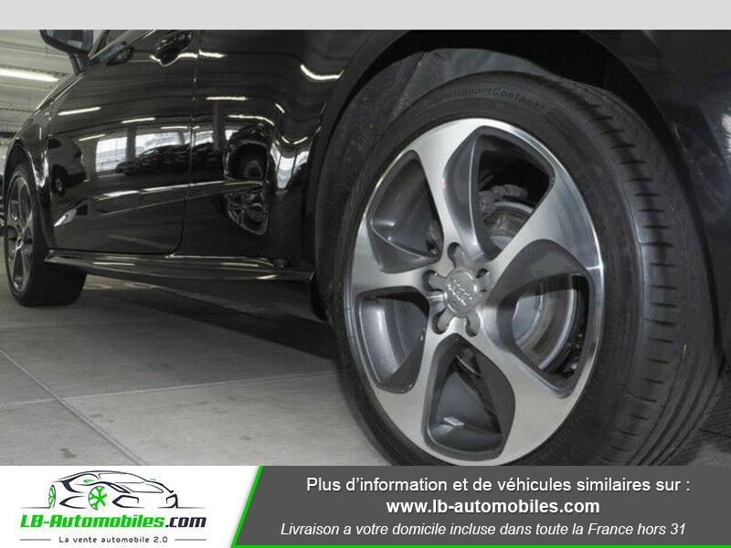 Audi A3 1.2 TFSI 110 Noir occasion à Beaupuy - photo n°13