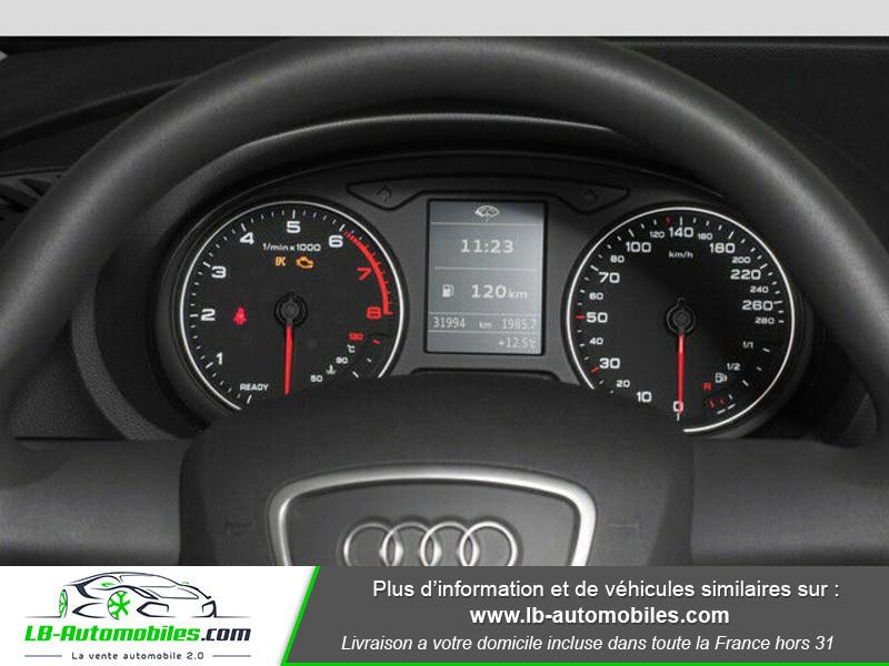 Audi A3 1.2 TFSI 110 Noir occasion à Beaupuy - photo n°7