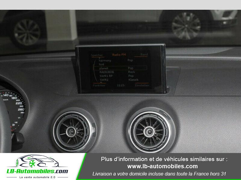 Audi A3 1.2 TFSI 110 Noir occasion à Beaupuy - photo n°14