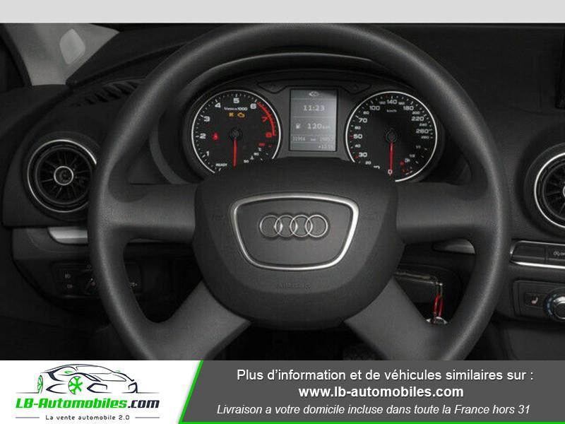 Audi A3 1.2 TFSI 110 Noir occasion à Beaupuy - photo n°8