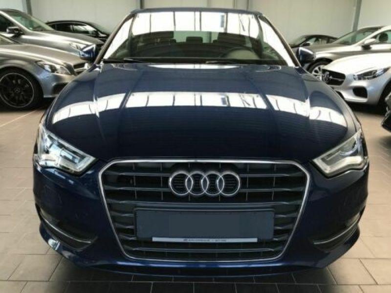 Audi A3 1.4 TFSI 125 cv Bleu occasion à Beaupuy - photo n°8