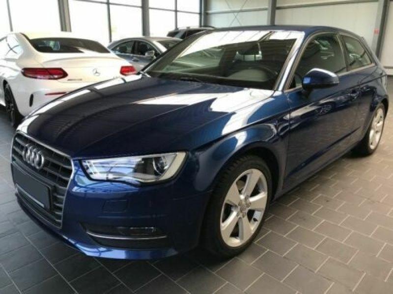 Audi A3 1.4 TFSI 125 cv Bleu occasion à Beaupuy