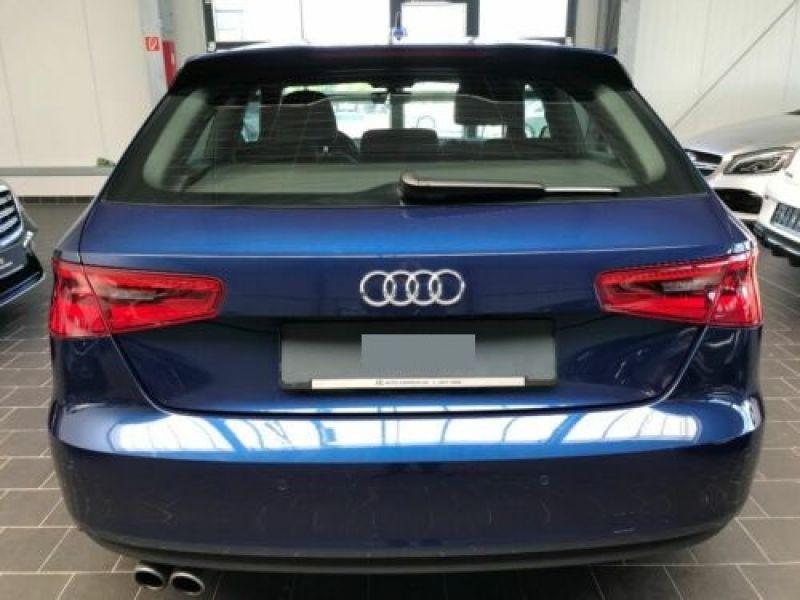 Audi A3 1.4 TFSI 125 cv Bleu occasion à Beaupuy - photo n°9