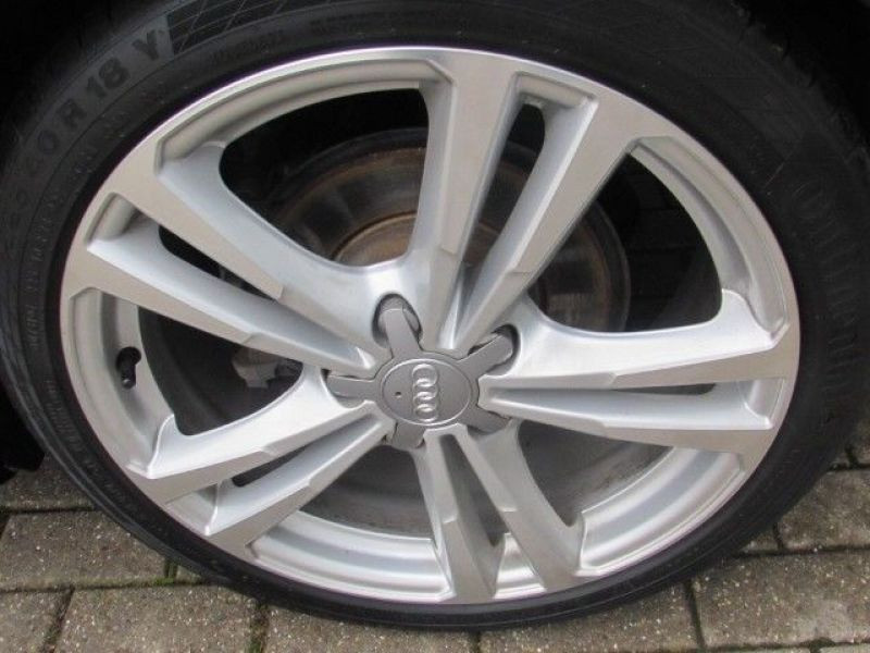 Audi A3 1.4 TFSI 150 cv S Line Noir occasion à Beaupuy - photo n°9