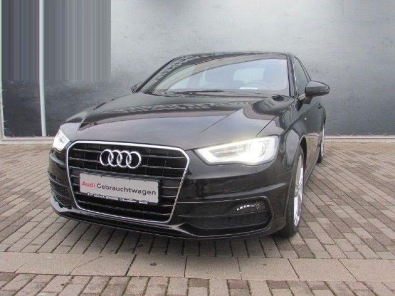 Audi A3 1.4 TFSI 150 cv S Line Noir occasion à Beaupuy