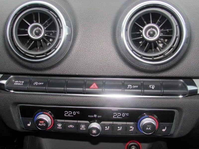Audi A3 1.4 TFSI 150 cv S Line Noir occasion à Beaupuy - photo n°6