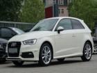 Audi A3 1.4 TFSI 150 cv S Line Blanc à Beaupuy 31