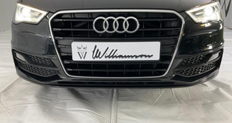 Audi A3 1.4 tfsi cod 150hpe s line i Noir occasion à Neuilly Sur Seine - photo n°2