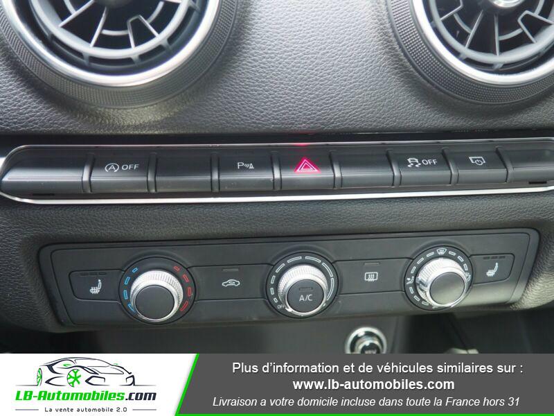Audi A3 1.5 TFSI 150 Blanc occasion à Beaupuy - photo n°7